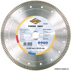 Cedima Turbo 2009 deimantinis pjovimo diskas 125 mm