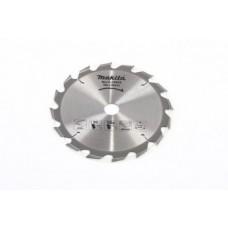 Makita pjovimo diskas medienai 165 mm T16