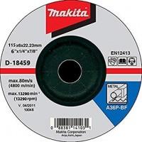 Makita A 24 R šlifavimo diskas plienui 115x6 mm