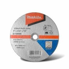 Makita metalo pjovimo diskas metalui 230x2,5 mm