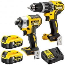 DeWALT DCK266P2 įrankių rinkinys 2x5 Ah
