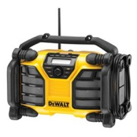 DeWALT DCR017 radijo grotuvas DAB+ DEMO