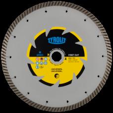 Tyrolit C3R deimantinis pjovimo diskas 125 mm