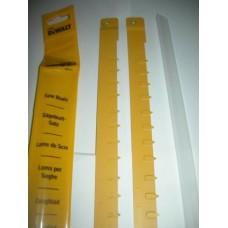 DeWALT pjūkleliai tand. pjūklui 425 mm Gasbeton