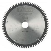DeWALT pjovimo diskas medienai 216x2,6 mm T60