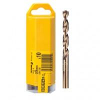 DeWALT HSS-G EXTREME2 grąžtas metalui 8,5x117 mm (10 vnt)
