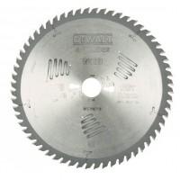 DeWALT pjovimo diskas medienai 250x3 mm T60