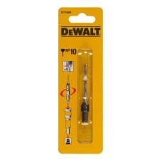 DeWALT Pilot grąžtas medienai su įgilinimu 5 mm varžtams (Nr 10)