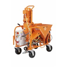 PFT G 4 FC230/400 V tinkavimo mašina