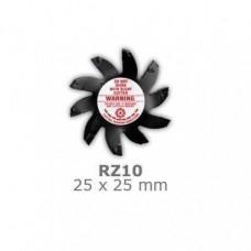 MACROZA RZ-10 freza 25x25 mm M95 įrankiui