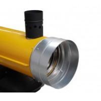 MASTER oro žarnos jungimo komplektas 600 mm