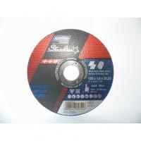 NORTON STARLINE pjovimo diskas metalui 125x1,6 mm