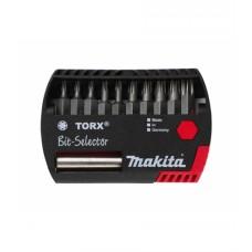 Makita TORX antgalių rinkinys 11 vnt