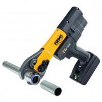 REMS Mini-Press 22 V ACC akumuliatorinis radialinis presas + 3 užsp. rep