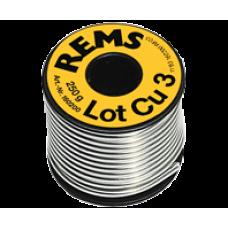 REMS Lot Cu 3 minkštas lydmetalis
