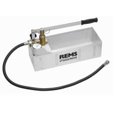 REMS Push INOX rankinis slėgio tikrinimo siurblys