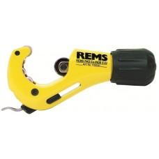 REMS RAS Cu-INOX 3-42 vamzdžiapjovė su integruotu vamzdžių užvartų šalinimo prietaisu