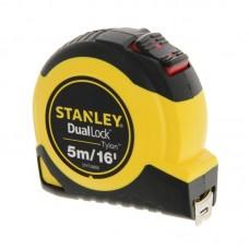 STANLEY Tylon DualLock matavimo ruletė 5 m 19 mm