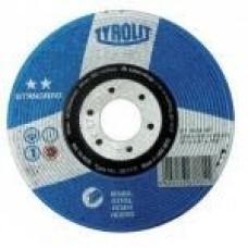 Tyrolit A 24 BF šlifavimo diskas plienui 125x6 mm