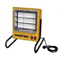 MASTER TS 3A elektrinis infraraudonųjų spindulių šildytuvas