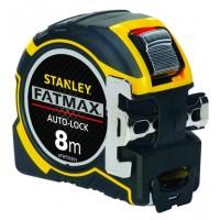 STANLEY FatMax AUTOLOCK matavimo ruletė 8 m 32 mm