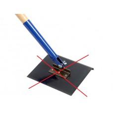 Beton Trowel medinė rankena ir adapteris