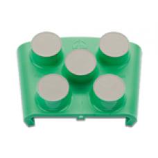 HTC EZ FP 10 žalias segmentas