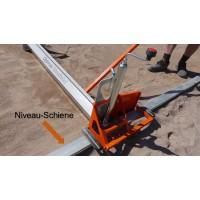 Optimas rankinės nutraukimo liniuotės niveliavimo sijos 20m (6x3m ir 2x1m)