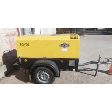 ATMOS PGV20 elektros generatorius 16kW (naudotas)
