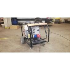 GENERGA WP220DCH elektros generatorius su suvirinimu (naudotas)