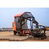 Optimas trinkelių klojimo mašina S19