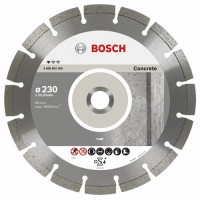 BOSCH Standard for Concrete deimantinis pjovimo diskas 230 mm