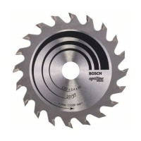 BOSCH OptilineWood pjūklo diskas 130x2.4 mm T20