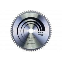 BOSCH OptilineWood pjūklo diskas 250x3.2 mm T60