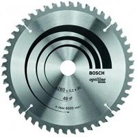 BOSCH OptilineWood pjūklo diskas 260x3.2 mm T48