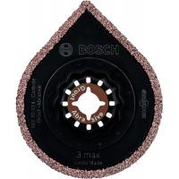 BOSCH AVZ 70 RT4 grandiklis-pjūklelis plytelių siūlėms 3Max