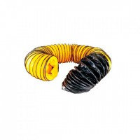 MASTER oro žarna 610x7600 mm geltona-juoda