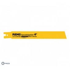 """REMS spec. pjūkliukas vamzdžiams ≤ 4"""" 200 mm (5 vnt)"""