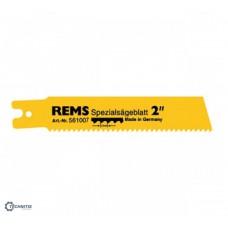 """REMS spec. pjūkliukas vamzdžiams ≤ 2"""" 140 mm (5 vnt)"""