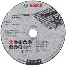 BOSCH Expert for Inox pjovimo diskas nerūdijančiam plienui 76x1 mm (5 vnt.)