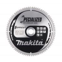 Makita EFFICUT pjovimo diskas medienai 305x2,15 mm T80