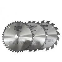 Makita pjovimo diskų rinkinys 165x2 mm (3 vnt.)