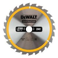DeWALT DT1956 pjovimo diskas metalui 250 mm 24 T