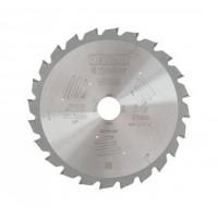 DeWALT pjovimo diskas medienai 216x2.6 mm T24