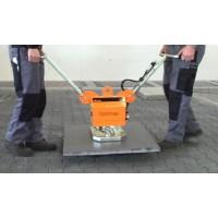 Optimas SV250A akumuliatorinis vakuminis trinkelių keltuvas kėlimui iki 250kg.